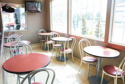 University Inn & Suites Breakfast Room