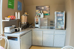 Enjoy the delicious breakfast at University Inn & Suites Eugene!