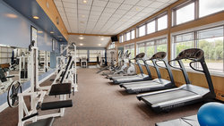 Newly renovated full scale gym facilities