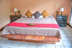 Hotel Jaguar Inn Tikal Double w/King bed