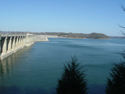 Wolf Creek Dam And Lake Cumberland, Ky