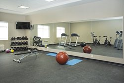 Fitness Center From Back Right Corner