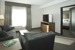 King Suite Seating Area With View Of Bedroom