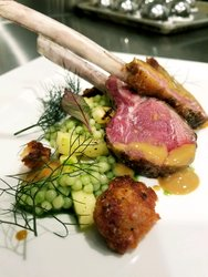 Lamb Chops Main Course