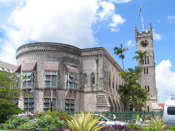Bridgetown Barbados Parliament Building
