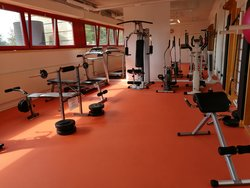 Serpiano Fitness Room