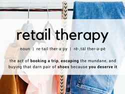 Retail Therapy Package