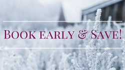 Book Early And Save Winter