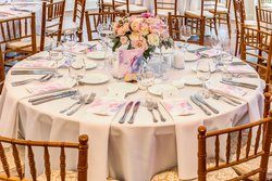 Wedding Dining Arrangement