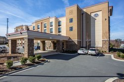 A spacious hotel in Huntersville, NC!
