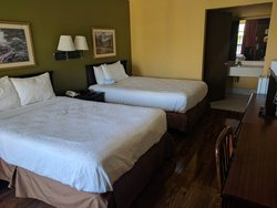 2 Double Beds - Non-Smoking Room