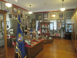 Inside The Louisiana Political Museum