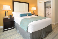 Deluxe Two Bedroom Suite with lush Queen bed