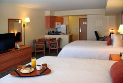 Spacious Rooms and Suites