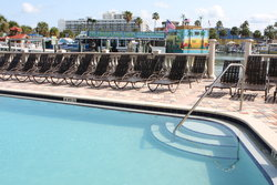 Clearwater Hotel Pool
