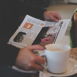 Free Newspapers and Coffee