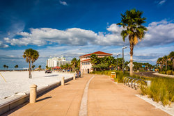 Clearwater Beach Path