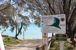 Trial Bay Boat Ramp