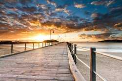 Coffs Harbour Jetty - credit to heatwaves.com.au