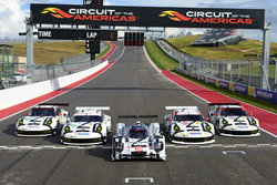 Circuit Of The Americas, Porsche Team
