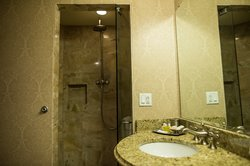 Blennerhassett Signature Suite Marble Shower