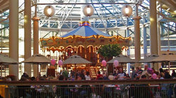 Danbury Fair Mall Carousel Photo By Daniel Case