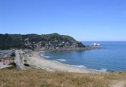 Pacifica State Beach, Photo By Bob And Renee