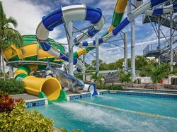 Splash Harbour Water Slides
