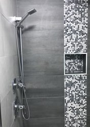 Remodeled Rain Shower