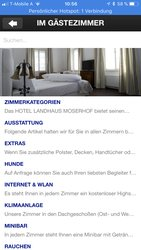 Check-out: these special services are offered in our rooms