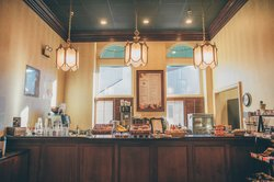 The Blennerhassett Coffee Bar