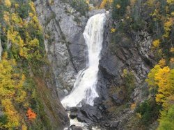 Corner Brook Steady Brook Falls