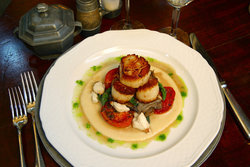 Dining Room Scallops