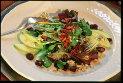 Dining Room Salad with Grains