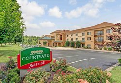 Exterior of Courtyard by Marriott Paducah