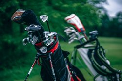 Golf Clubs at Salt Creek Golf Club
