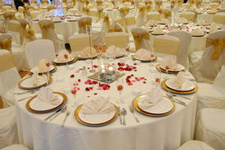 Table Setting at Waterford
