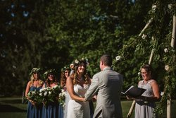 Lakeside Garden Wedding