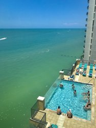 Edge Pool From Suite