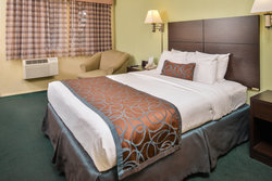 Standard One Queen guestroom