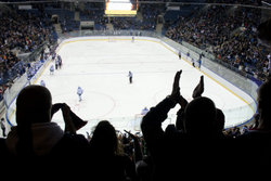 S Hockey Stadium Fans