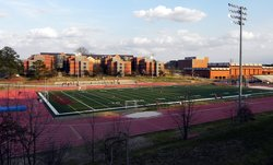 Nccu Track And Soccer Field