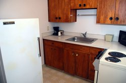 Studio Kitchenette Room With 2 Double Beds