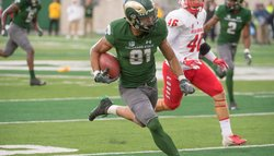 CSU football player