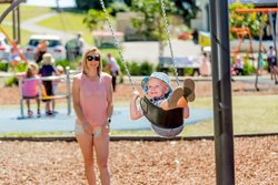 Local Playground - Swing