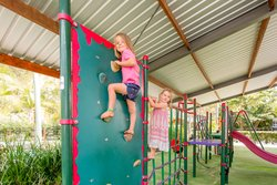 Play Ground Climbing Wall
