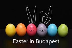 Easter In 2019 Hungary, Budapest