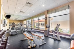 Relieve the Stress of the Day in our Fitness Center