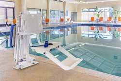 Swimming Pool with Handicapped Access