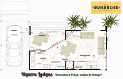 Ngurra Lodges Downstairs Plans